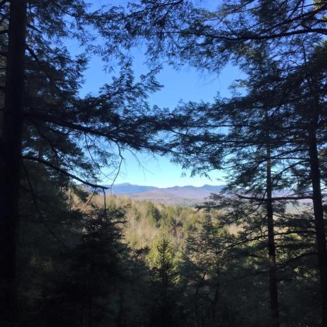 mountains vermont