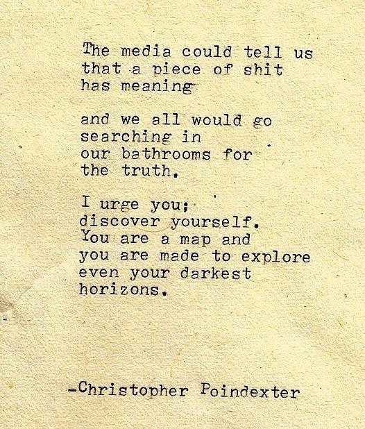 Christopher Poindexter | Wordgasm