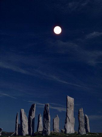 Callanish Stones Source: Pinterest