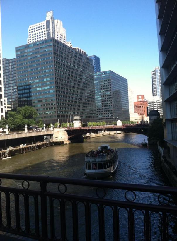 bridge chicago