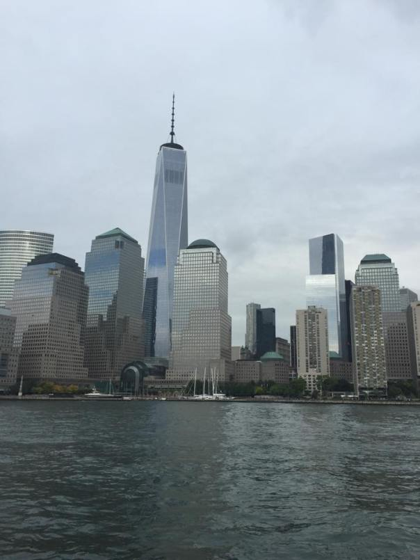 """The Freedom Tower"""