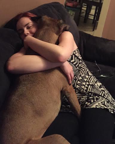charlie hugs