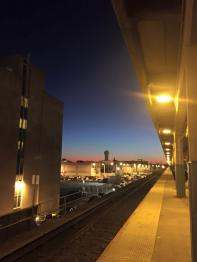Rockville Centre Train Station, New York